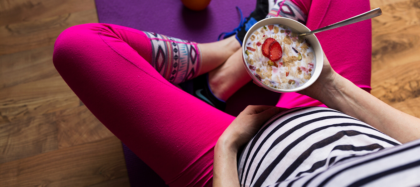 Here is an ingenious diet idea for pregnant women