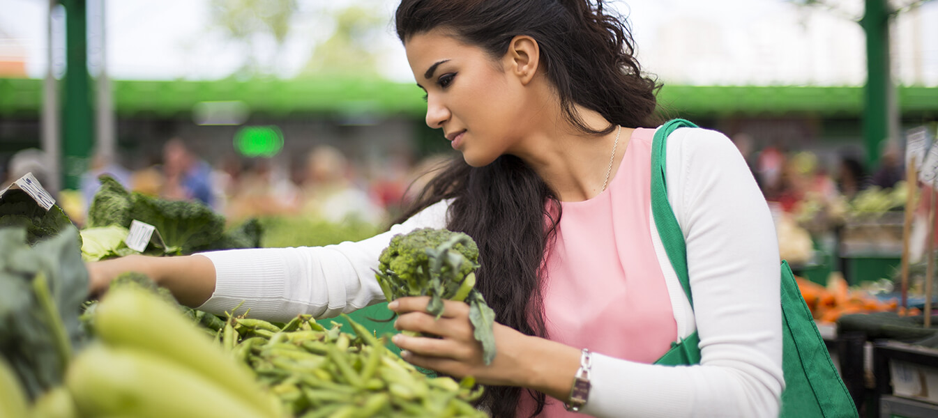 It's a great time to fall in love with nutritious diet